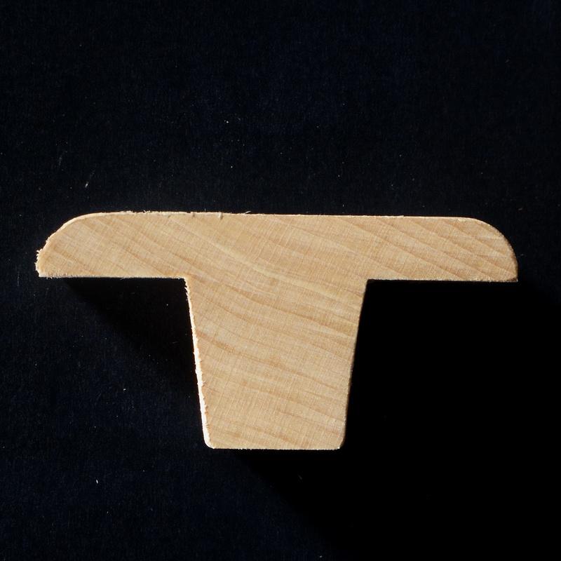 18mm Oak T-Mould