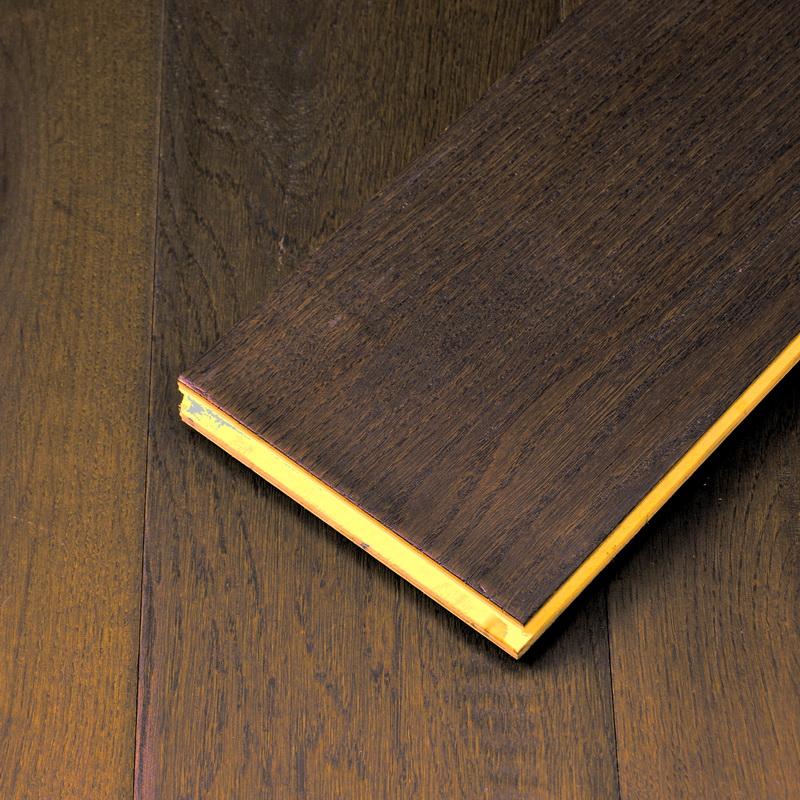 150mm Terra Oak Distressed Engineered T&G