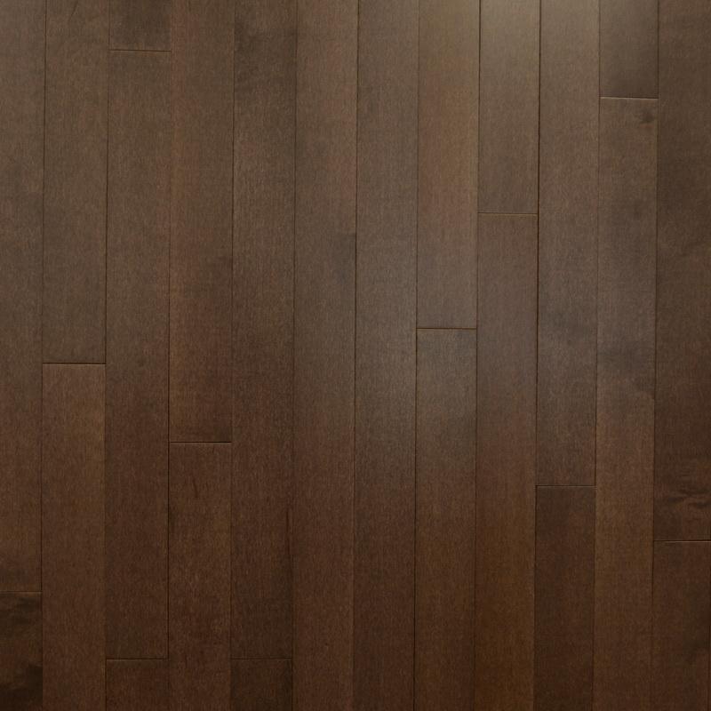60mm Silk Grey Maple Flat Hardwood
