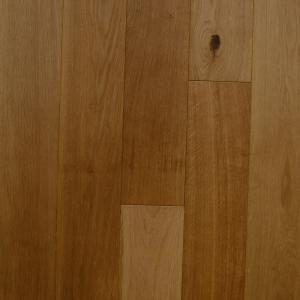 150mm Natural Oak Brushed Engineered T&G