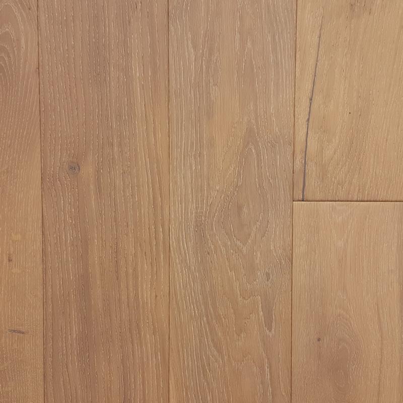 189mm Chalet Blanc Oak Distressed Engineered T&G