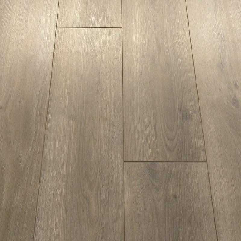 Dynamic Highland  Wide Plank Quarry Oak 12mm Laminate
