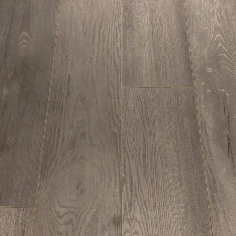 Laminate Flooring Oak Umber 190mm Flat