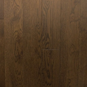 125mm Walnut Oak Flat Engineered T&G