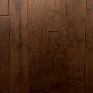 125mm Savanna Maple Distressed Engineered T&G