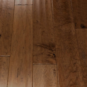 125mm Mocha Maple Distressed Engineered - T&G