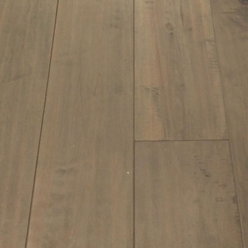 190mm Portland Maple Distressed Engineered T&G