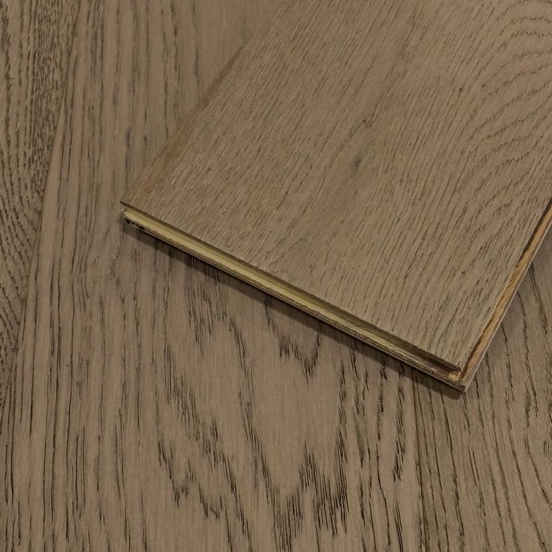 148mm Slate Oak Brushed Engineered T&G