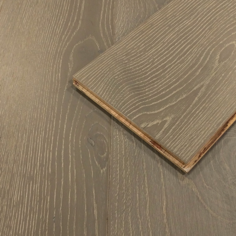 189mm London Oak Brushed Engineered T&G