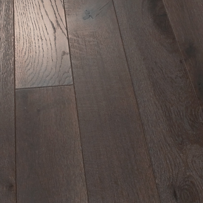 150mm Terra (Charcoal) Oak Brushed Engineered T&G