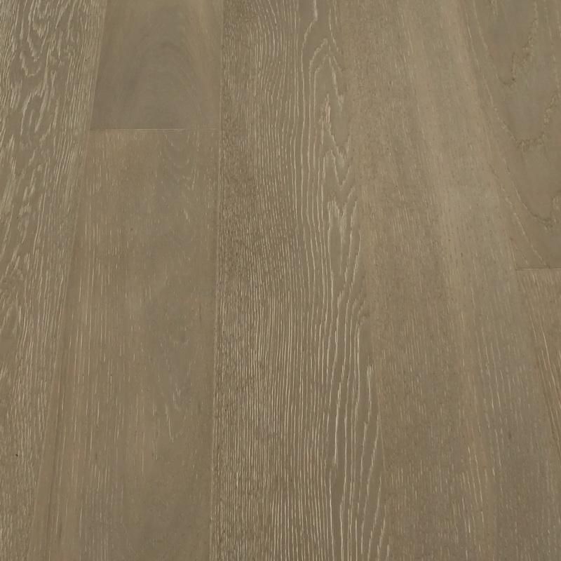 150mm Grey Washed Oak Brushed Engineered T&G
