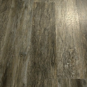 "Vinyl 6.8mm SPC Kings StoneLock Click 7"" x 48"" Shadow"
