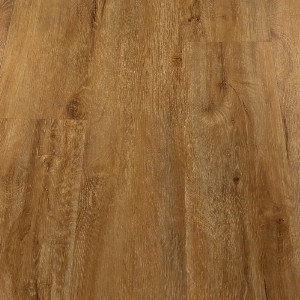 "Vinyl 6.8mm SPC Kings StoneLock Click 7"" x 48"" Maisey Brown"