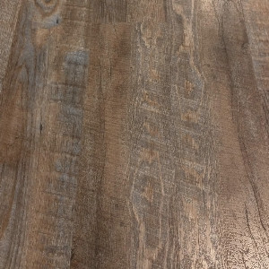 "Vinyl 6.8mm SPC Kings StoneLock Click 7"" x 48"" Barnboard"