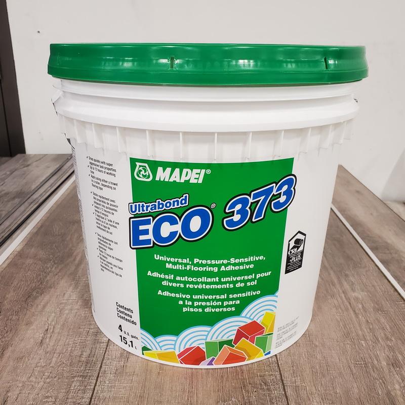 x. Pressure Sensitive Vinyl Glue Mapei Eco 373 LARGE 15L