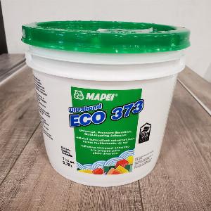 x. Pressure Sensitive Vinyl Glue Mapei Eco 373 MEDIUM 3.78L