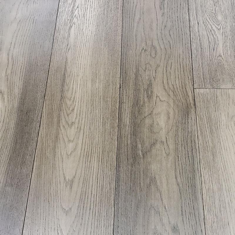 Castlewood Engineered T&G Glazed European Oak 195mm x 14/2mm Augusta Oak