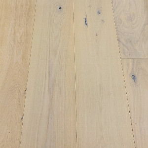 190mm Bleacher White Oak Brushed Engineered T&G