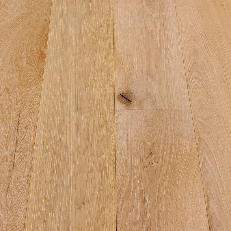 190mm Brewer White Oak Brushed Engineered T&G