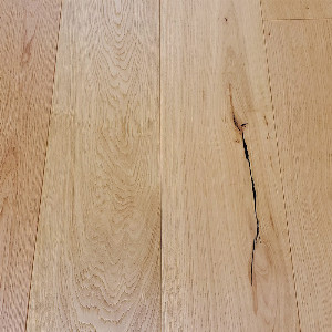 193mm Exquisite Nat Oak Brushed Engineered T&G