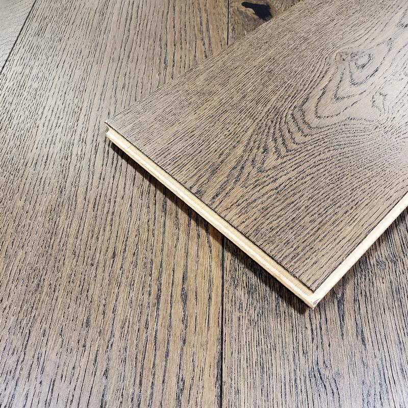 Castlewood Engineered T&G Brushed European Oak 193mm x 14/3mm Kennesaw