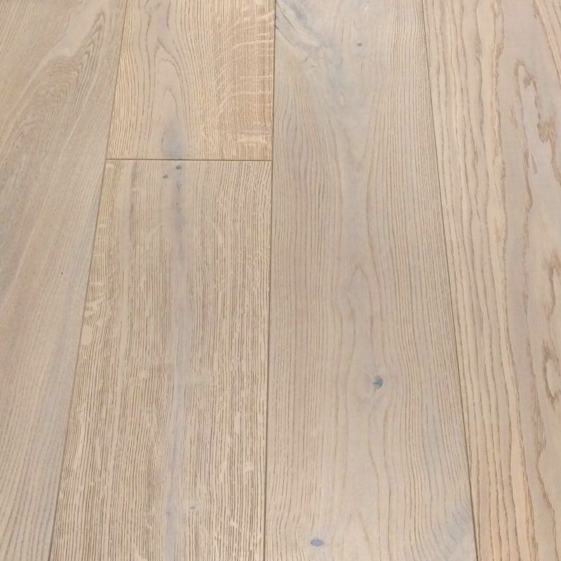 189mm Sand Oak Brushed Engineered T&G