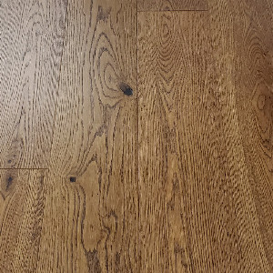 190mm Windsor Brown Oak Brushed Engineered T&G