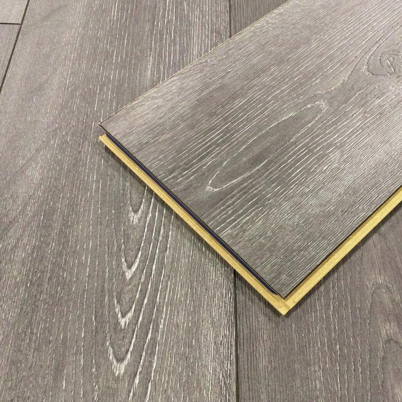 Kronoswiss Grand Selection  Graphite Oak 12mm Laminate