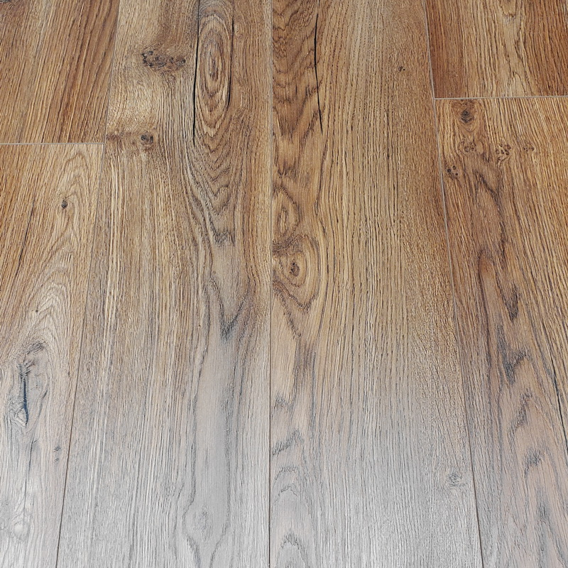 Egger Pro Olchon Oak Dark 12mm Laminate