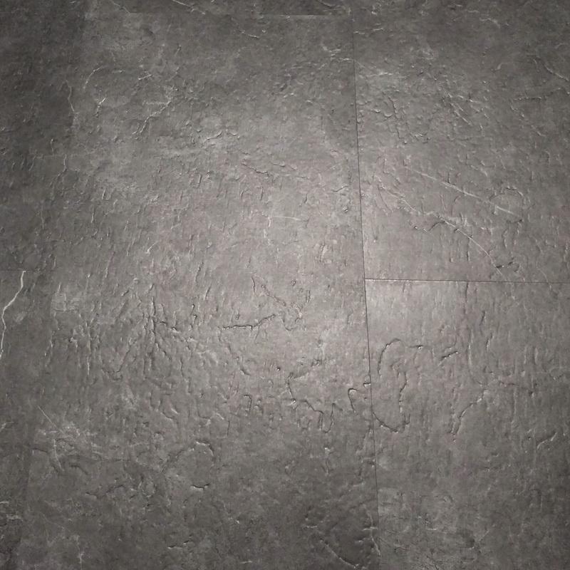Vinyl 4.2mm BTJ Kings StoneLock Click Tile 12