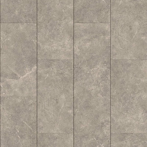 "Vinyl 4.2mm BTJ Kings StoneLock Click Tile 12"" x 24"" Cotswald Stone"