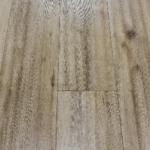 "Vinyl 6.8mm KingStone Grand Click 9"" x 59"" Heatherwood"