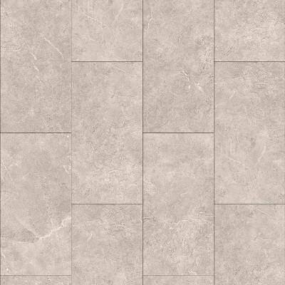 "Vinyl 4.2mm BTJ Kings StoneLock Click Tile 12"" x 24"" Sand Stone"