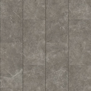 "Vinyl 4.2mm BTJ Kings StoneLock Click Tile 12"" x 24"" York Stone"